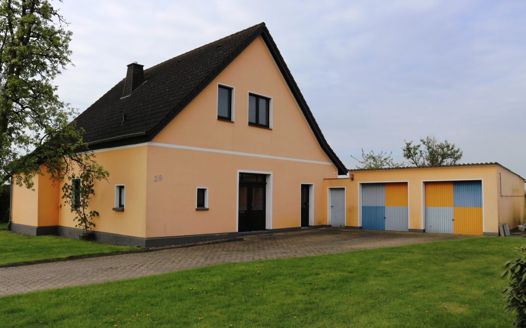 Einfamilienhaus – Rödinghausen