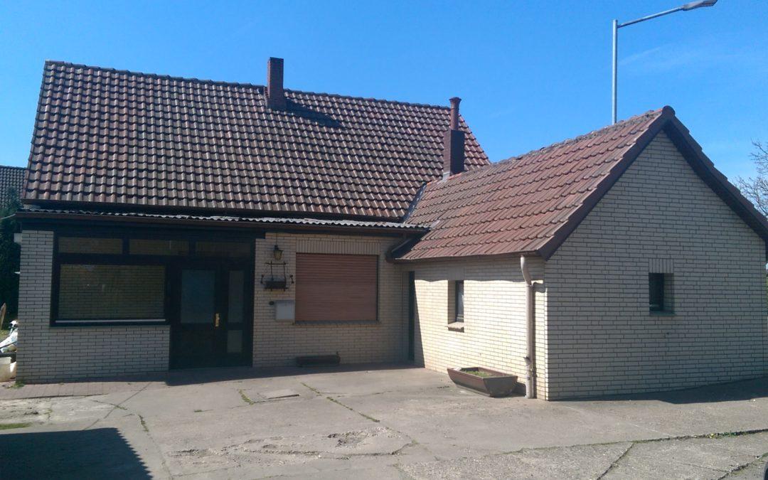 Einfamilienhaus – Bad Oeynhausen-Werste