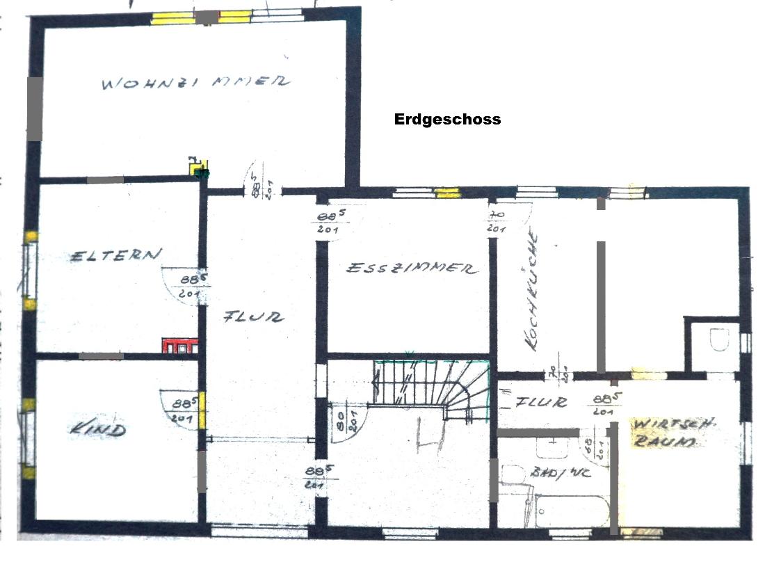 Grundriss Schlafzimmer Erdgeschoss Bettwäsche Richtig