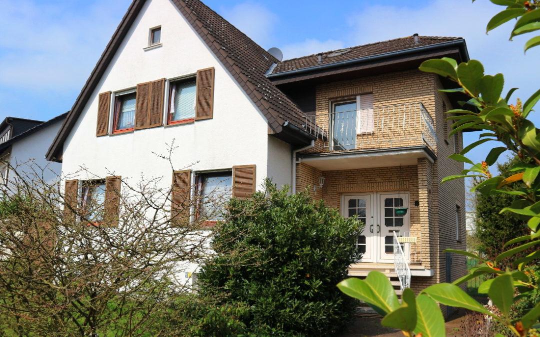 ++VERKAUFT++  Ein- bis Zweifamilienhaus – Löhne/Gohfeld