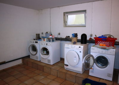 20-Wasch- u. Trockenkeller