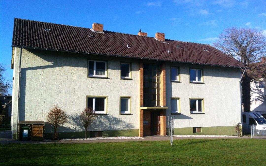 ++VERKAUFT++  Bünde-Südlengern – Mehrfamilienhaus