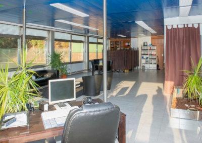 55-Gewerbeteil - Büro - OG