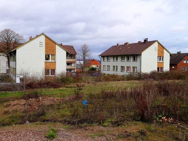 Bünde-Südlengern – Zwei Mehrfamilienhäuser