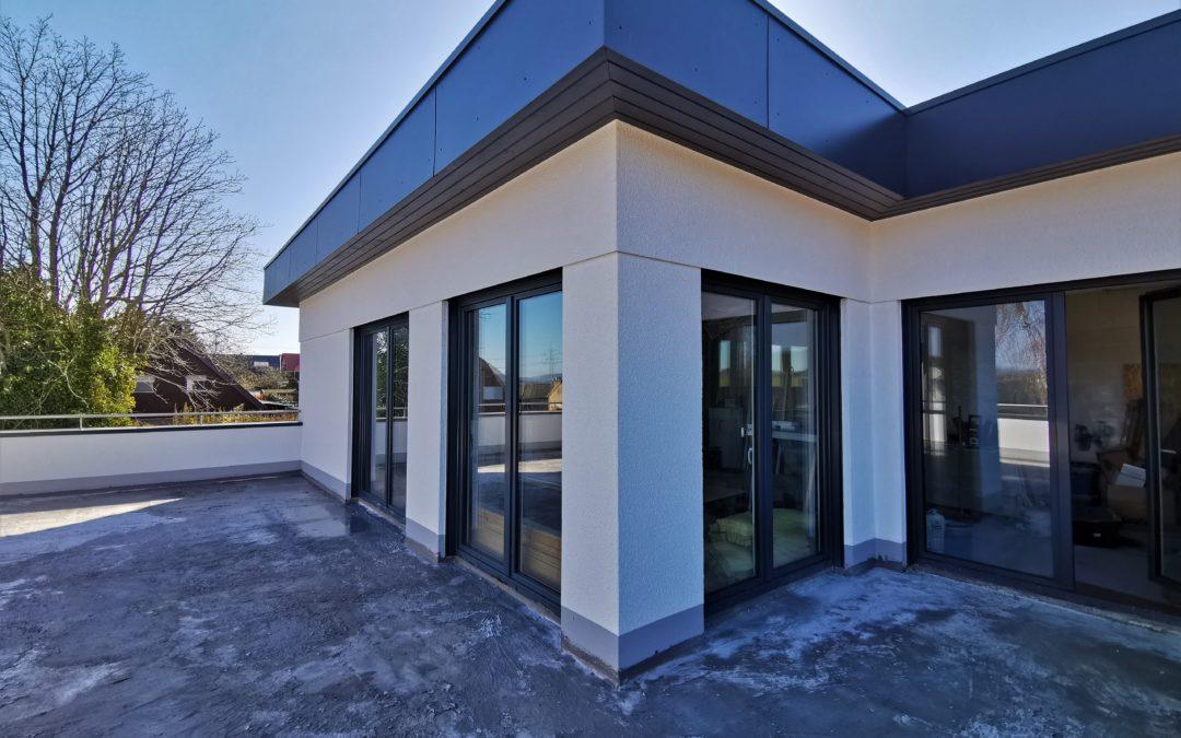 ++VERKAUFT++ Kirchlengern – Neubau-Penthouse-Wohnung