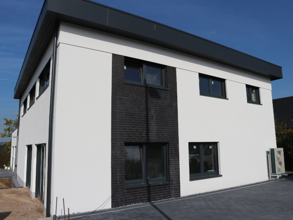++VERKAUFT++ Kirchlengern – Neubau-Erdgeschoss-Eigentumswohnung