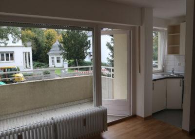04-Wohnzimmer m. Kochnische