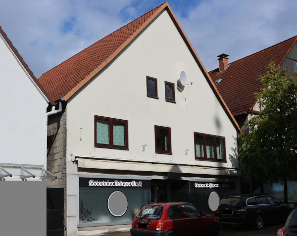 Bösingfeld / Extertal – Wohn- und Geschäftshaus