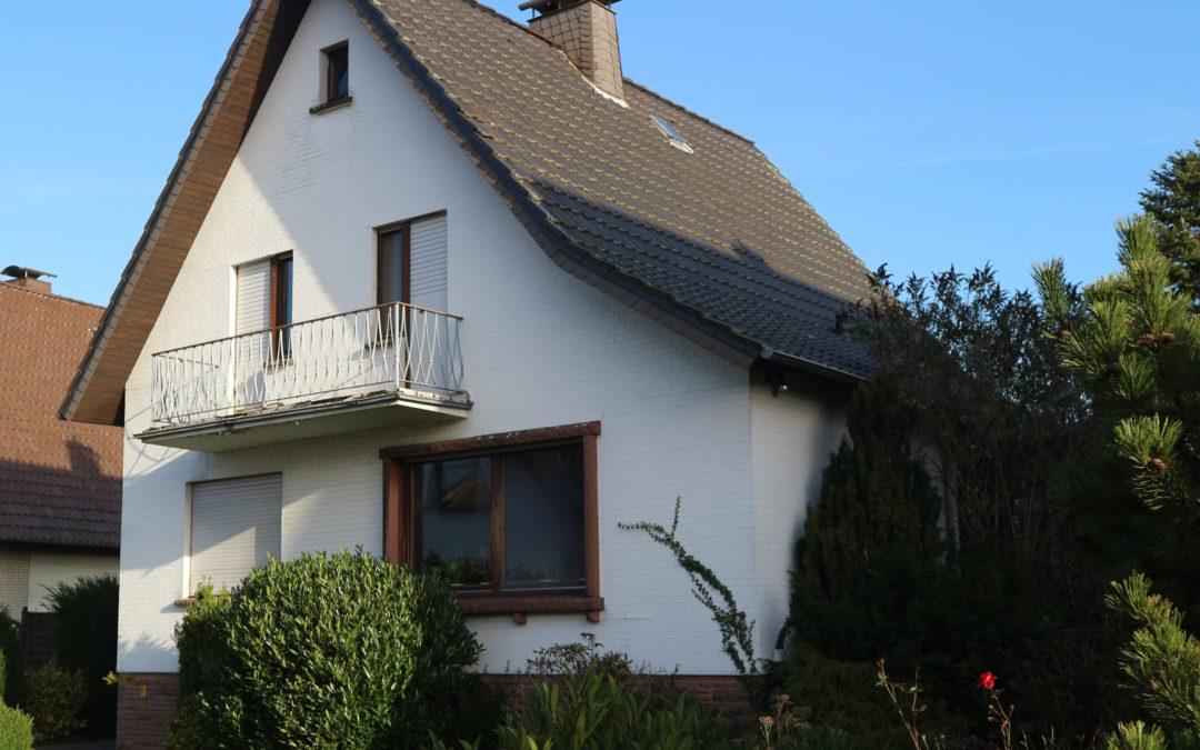 ++VERKAUFT++ Bad Oeynhausen – Einfamilienhaus