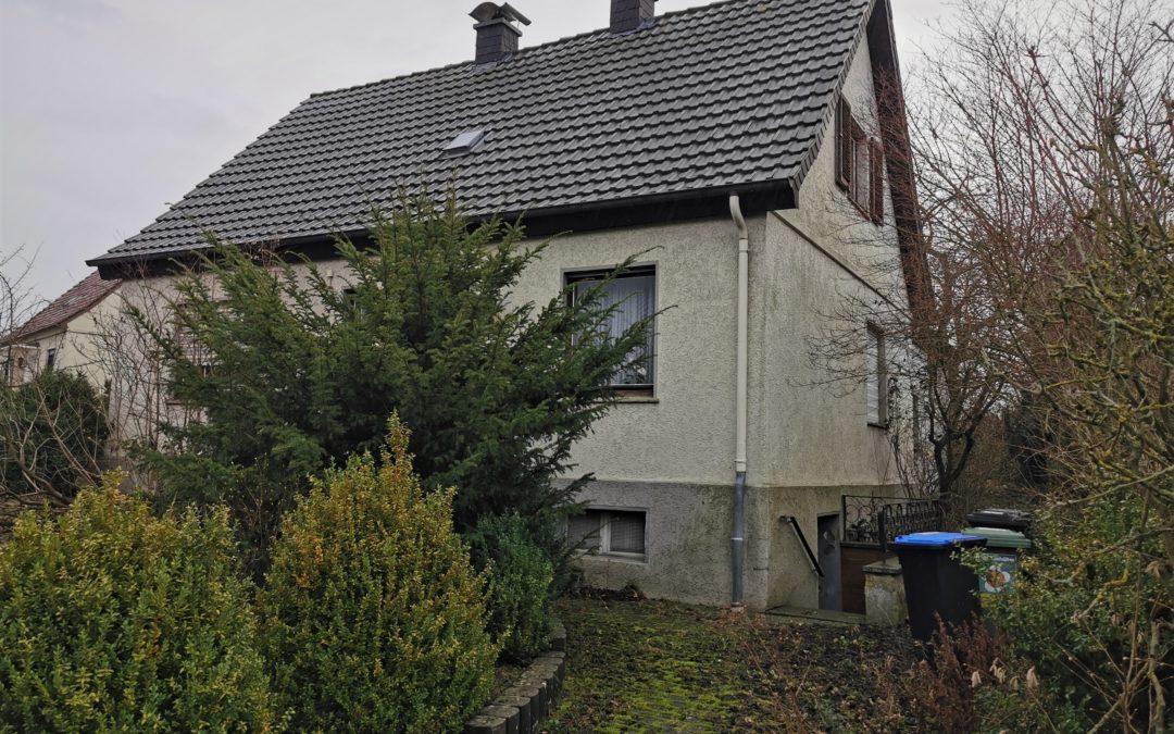 ++VERKAUFT++ Löhne Ort – Einfamilienhaus