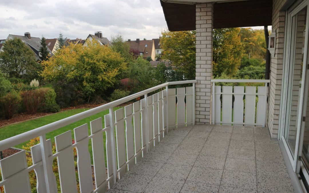 Herford – Obergeschoss-Wohnung