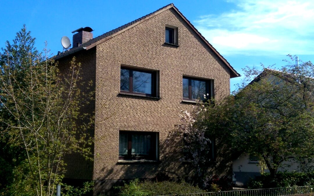 ++VERKAUFT++ Löhne Mennighüffen – Zwei-Familienhaus