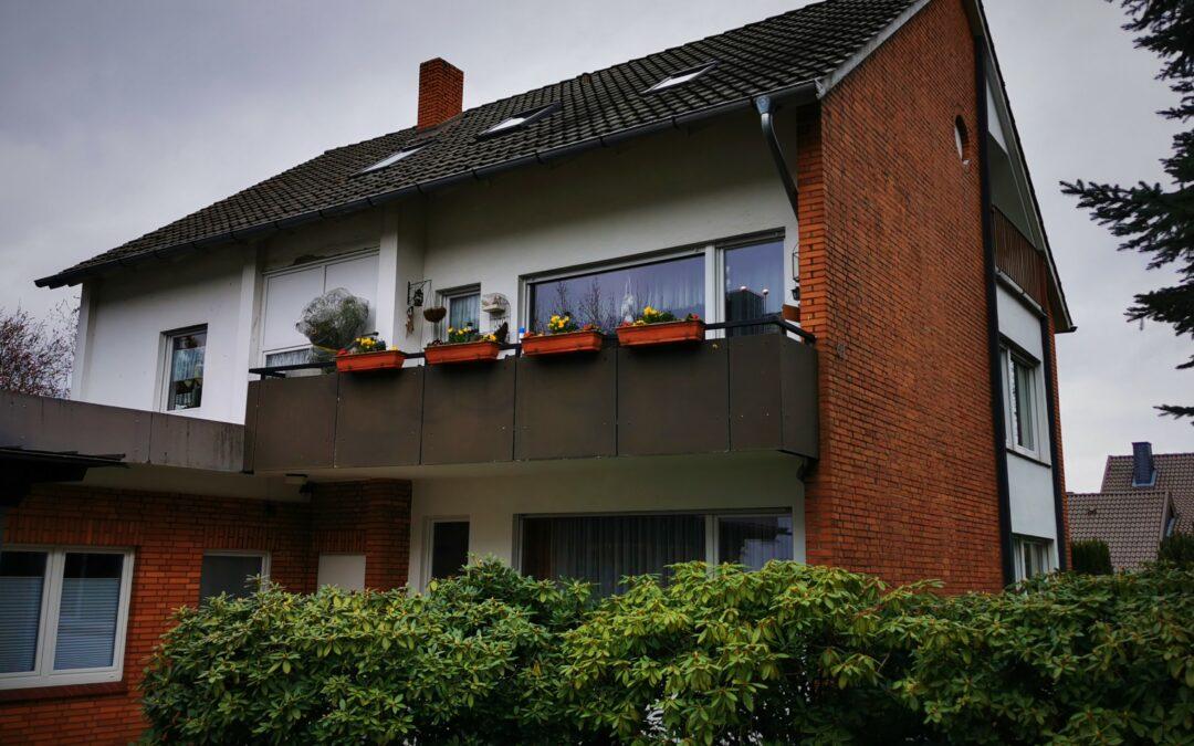 Löhne Gohfeld – Dachgeschoss-Wohnung