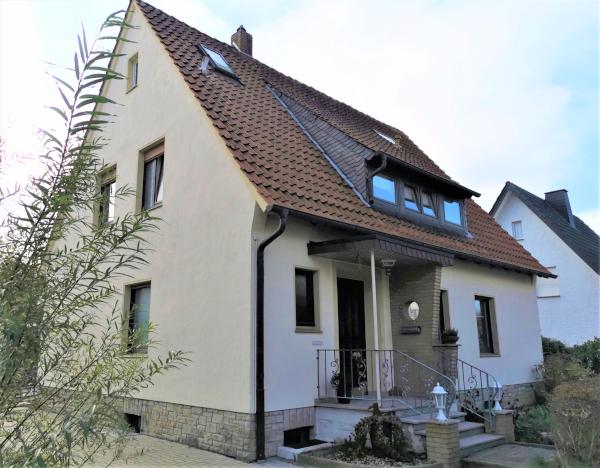 Löhne Gohfeld – Obergeschoss-Wohnung über zwei Ebenen