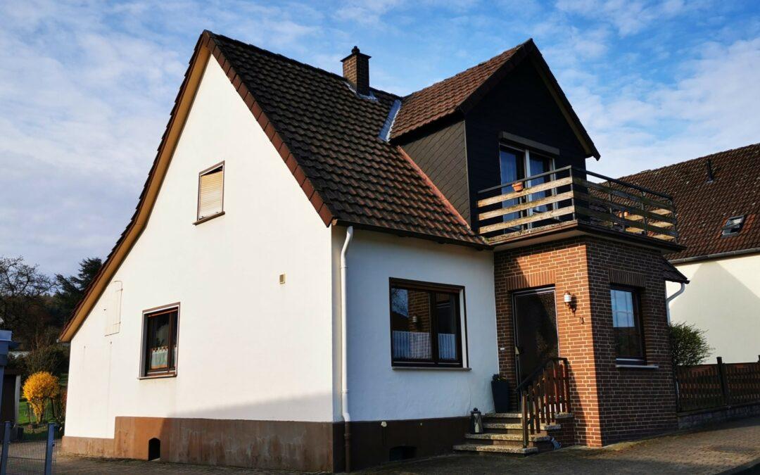 Kalletal Varenholz – Einfamilienhaus