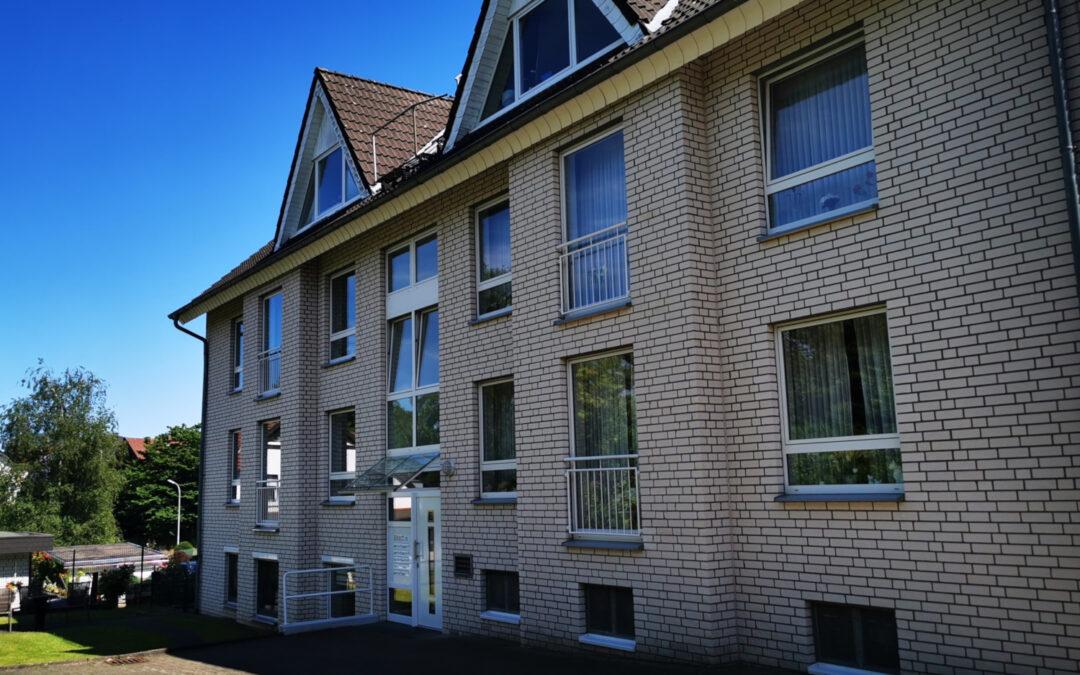Löhne Gohfeld – Dachgeschoss-Wohnung auf 2 Ebenen
