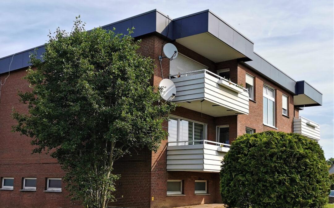 Löhne Gohfeld – Erdgeschoss-Single-Wohnung (Hochparterre)