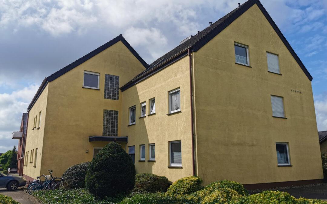Löhne Mennighüffen – Dachgeschoss-Wohnung
