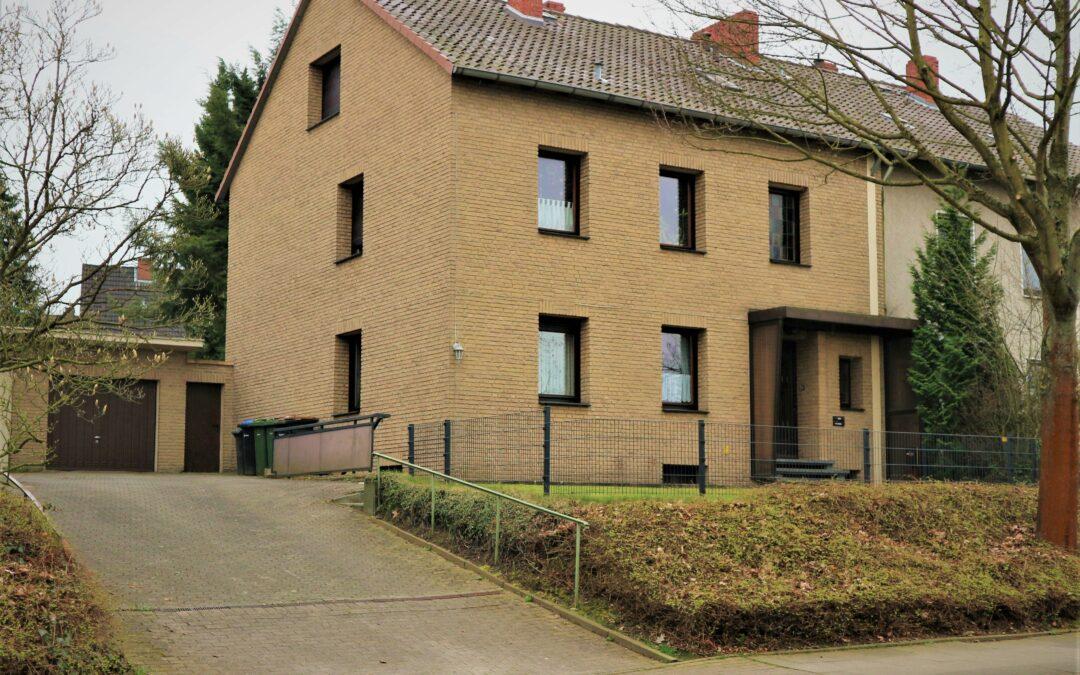 Löhne Gohfeld – Erdgeschoss-Wohnung